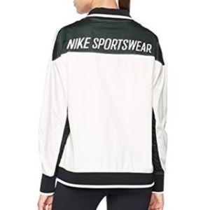 Nike Jackets & Coats - NIKE Archive Jacket Size Small White Green NWT